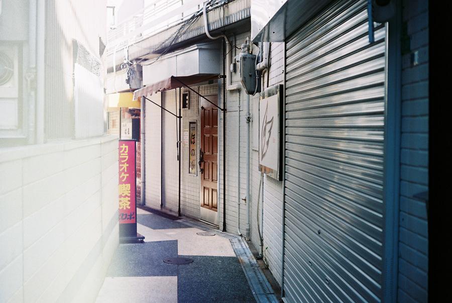 YASHICA Electro 35 GSで撮影した作例3