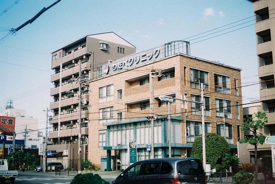 YASHICA Electro 35 GSで撮影した作例4