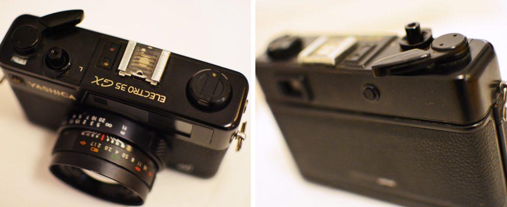 YASHICA Electro 35 GX(ヤシカエレクトロ35GS)の詳細写真