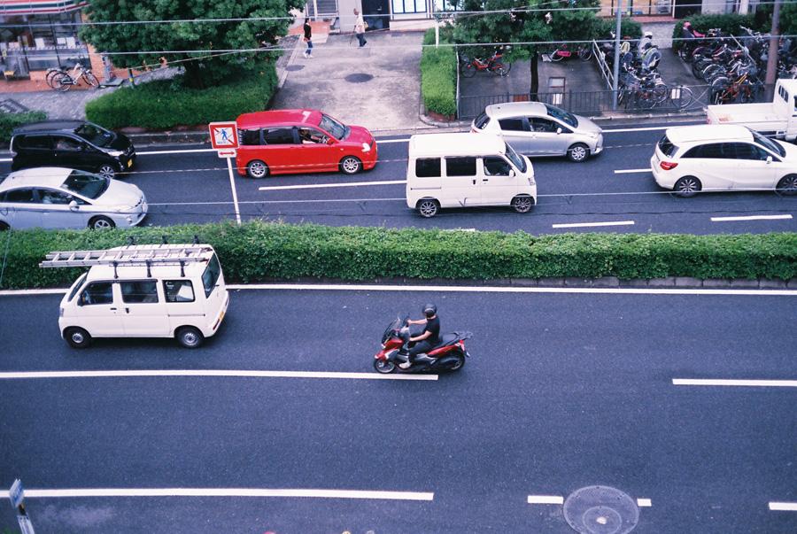 YASHICA Electro 35 GXで撮影した作例2