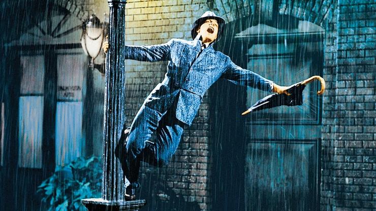 雨に唄えばのシーンカット
