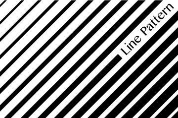 イラレで点線波線破線の作り方