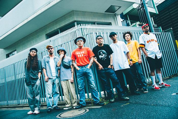 8人組バンド「SANABAGUN.(サナバガン)」のメンバー構成