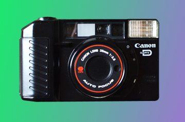 おすすめフィルムカメラ「Canon Autoboy2 (オートボーイ)」でスナップ撮影【作例紹介】