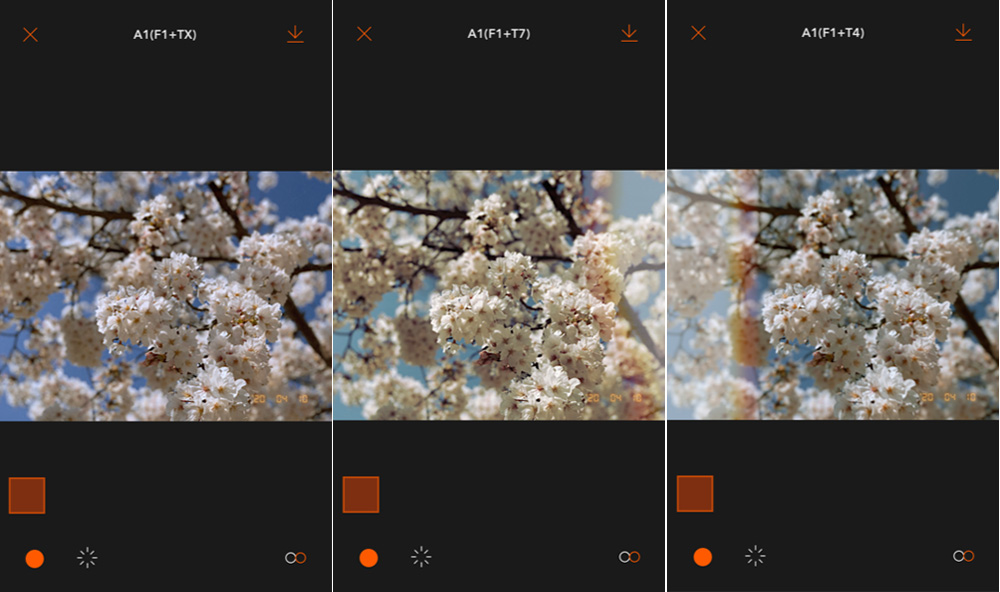 フィルムカメラ加工アプリ「CALLA」はすでにある写真も簡単にフィルム風に