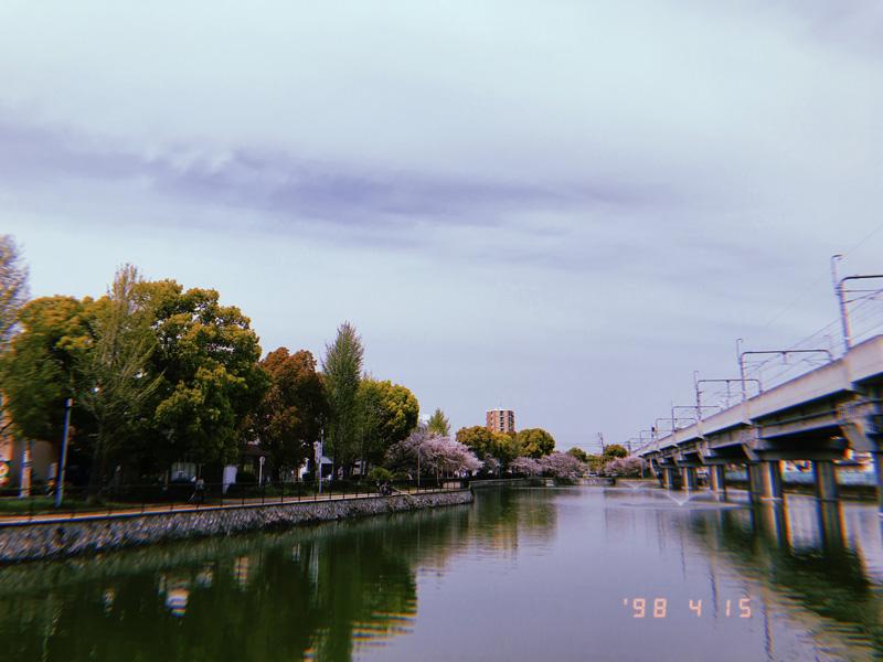 フィルムカメラアプリ「Huji Cam」の作例05