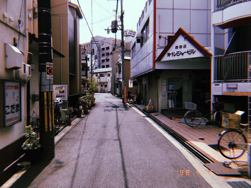 フィルムカメラアプリ「Huji Cam」の作例04