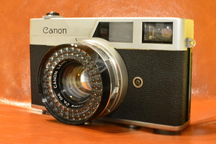 Canonet(キャノネット) の基本スペックをご紹介
