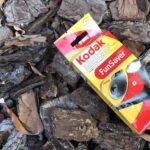 インスタントカメラ「kodak FunSaver」¥1,200があなどれない!