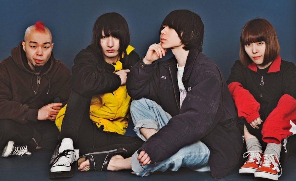 バンド「NEE(ニー)」のメンバー