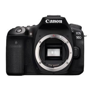 Canon EOS 90D ボディのレンタル価格を比較してみます。